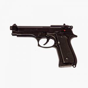 Semi automatica pistola brunita - Art. BR1300BL