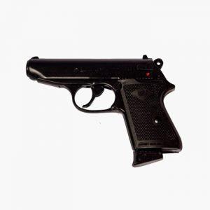 Semi automatica pistola brunita new pol. - Art. BR2000BL
