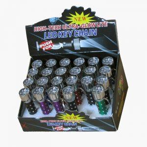 Box da 24 minitorce portachiavi - Art. SC7505