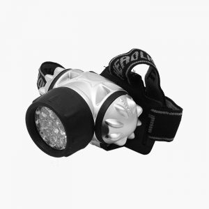Torcia frontale con 21 led - Art. SC7521